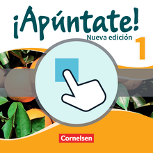 ¡Apúntate! - Interaktive Übungen als Ergänzung zum Cuaderno de ejercicios - Band 1