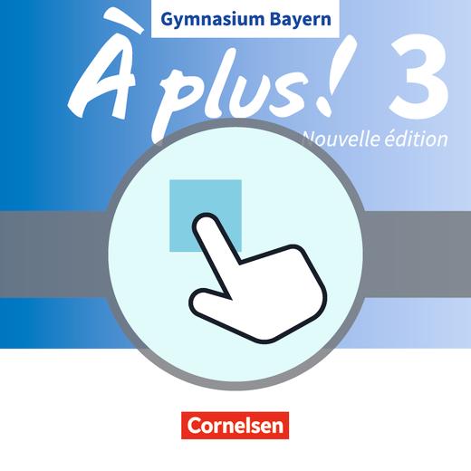 À plus ! - Interaktive Übungen als Ergänzung zum Carnet d'activités - Band 3