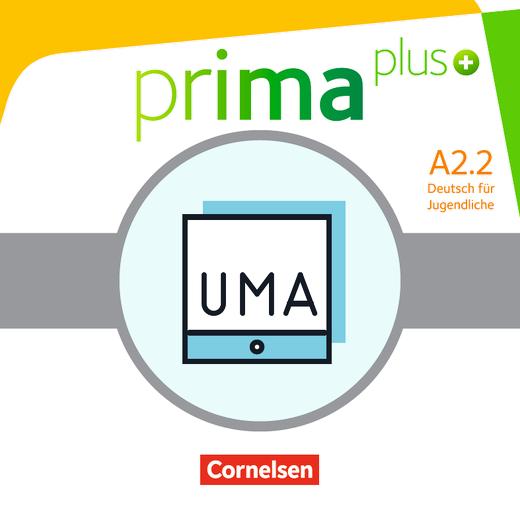 Prima plus - Unterrichtsmanager - Vollversion - online und als Download - A2: Band 2