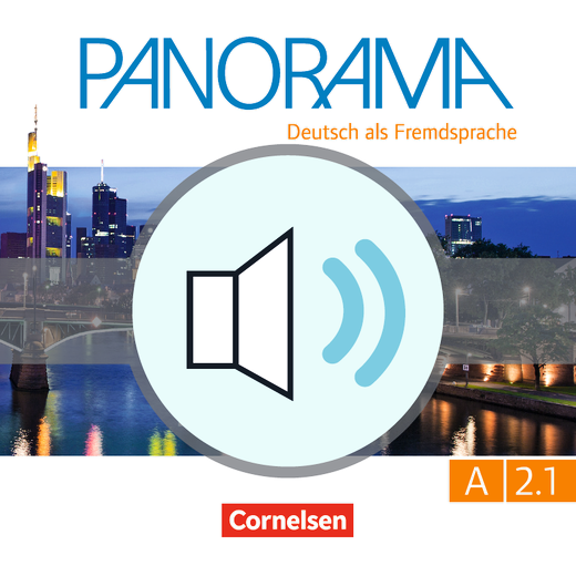 Panorama - Audio-Dateien als MP3-Download - A2: Teilband 1