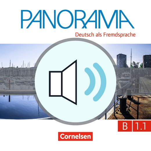Panorama - Audio-Dateien als MP3-Download - B1: Teilband 1