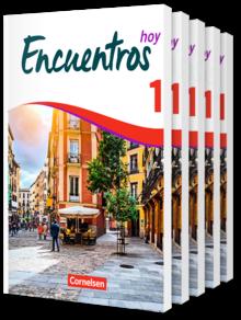 Encuentros - 3. Fremdsprache - Hoy