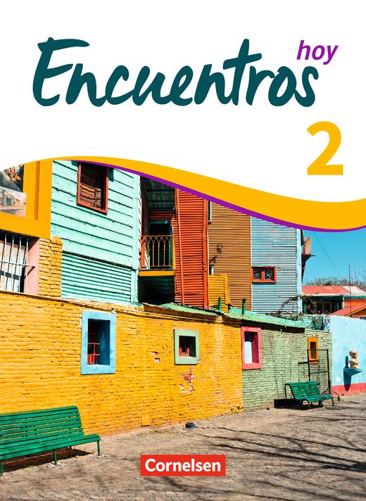 Encuentros - Schülerbuch - Band 2