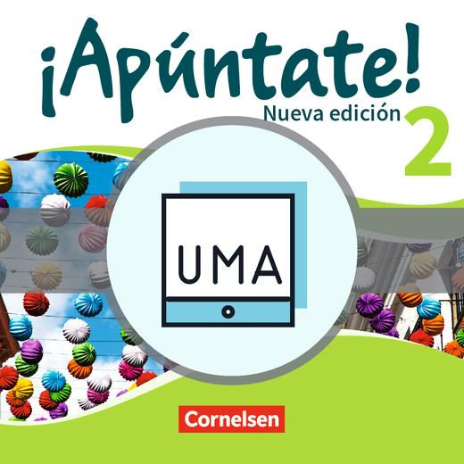 ¡Apúntate! - Unterrichtsmanager Zusatzmodul - Ergänzende Dateien zur Vollversion und zum Testkapitel - Vorschläge zur Leistungsmessung - Dateien als Download - Band 2
