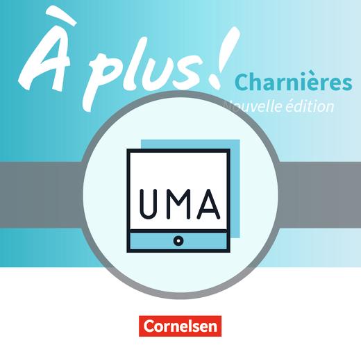 À plus ! - Unterrichtsmanager Zusatzmodul - Ergänzende Dateien zur Vollversion - Differenzierungsmaterial - online und als Download - Charnières