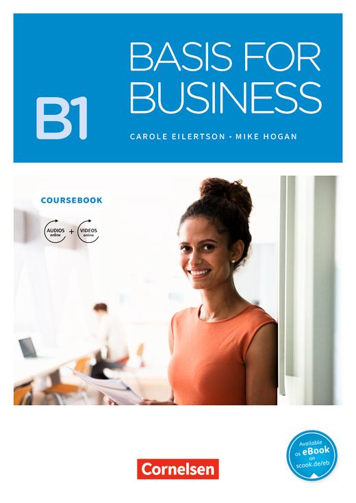 Basis for Business - Kursbuch - B1