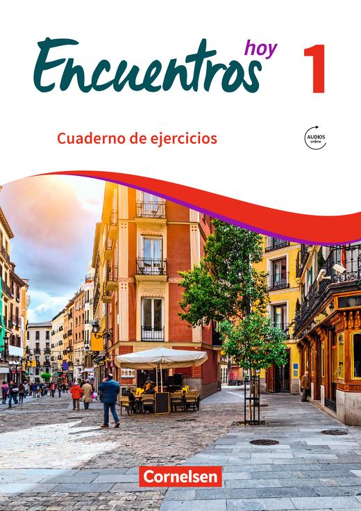 Encuentros - Cuaderno de ejercicios mit Audios online - Band 1