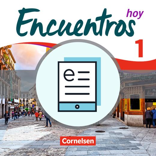 Encuentros - Schülerbuch als E-Book - Band 1