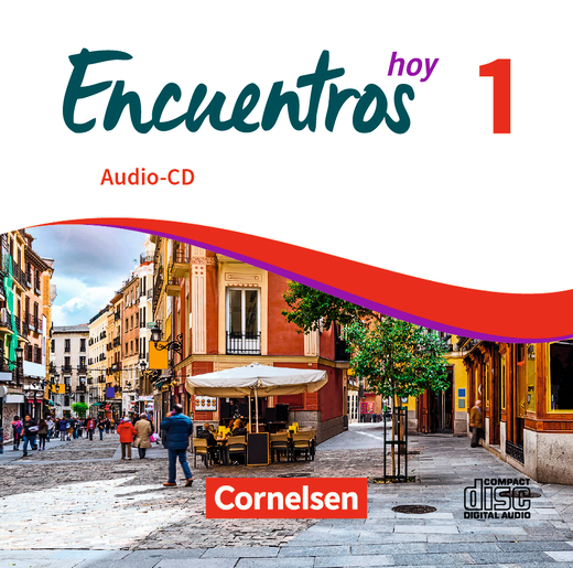 Encuentros - Audio-CDs - Band 1