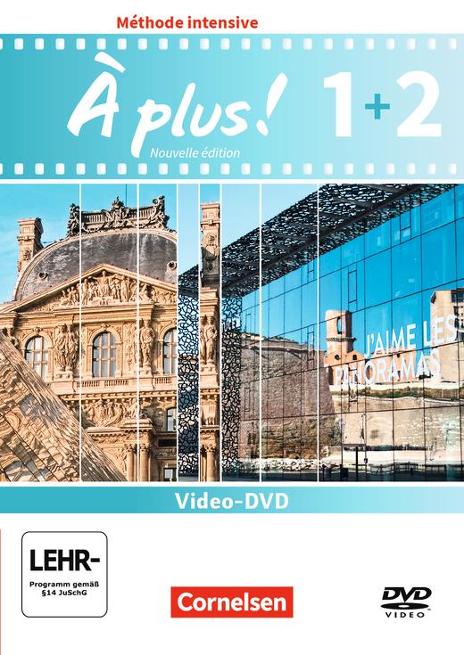 À plus ! - Video-DVD - Band 1 und 2