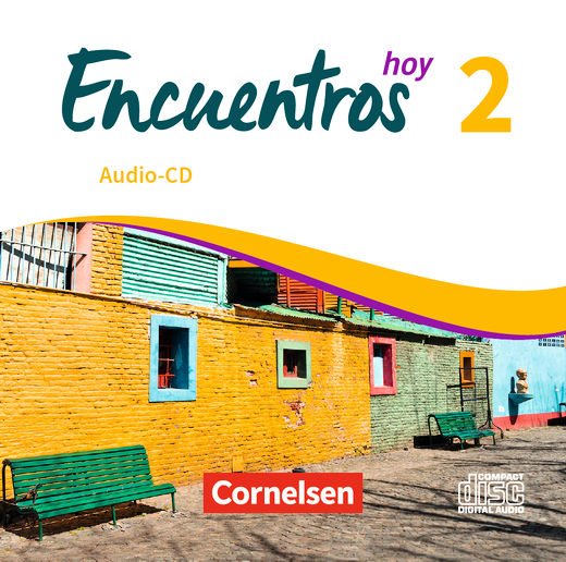 Encuentros - Audio-CDs - Band 2