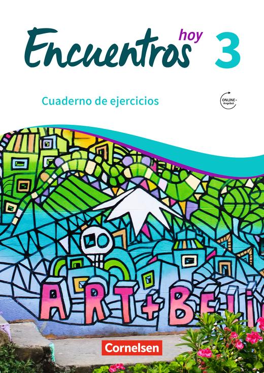 Encuentros - Cuaderno de ejercicios mit Audios online - Band 3