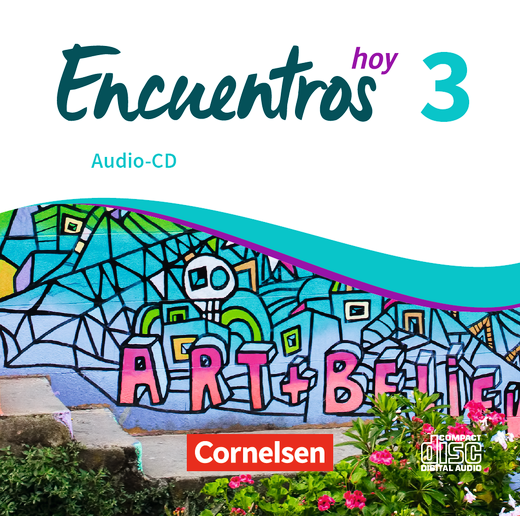 Encuentros - Audio-CDs - Band 3