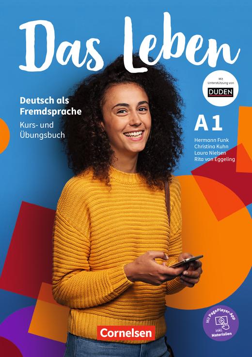Das Leben - Kurs- und Übungsbuch mit interaktiven Übungen auf scook.de - A1: Gesamtband