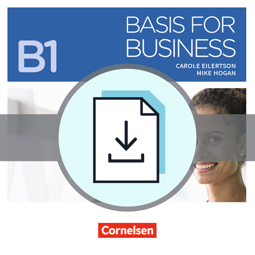 Basis for Business - Begleitmaterial als Download - B1