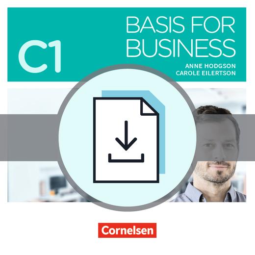 Basis for Business - Einstufungstest als Download - C1