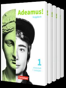 Adeamus! - Nordrhein-Westfalen - Latein als 2. Fremdsprache