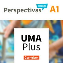 Perspectivas contigo - Unterrichtsmanager Plus online - A1