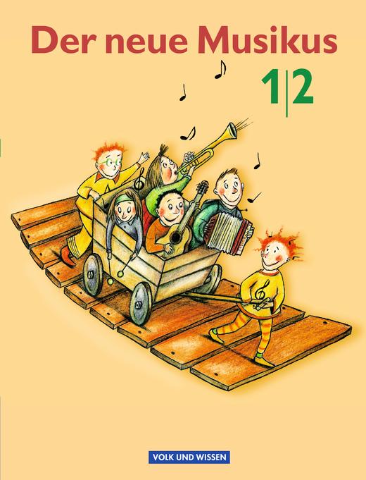 Der neue Musikus - Ausgabe 2004 - Schülerbuch - 1./2