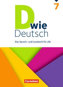D wie Deutsch - Schülerbuch - 7. Schuljahr