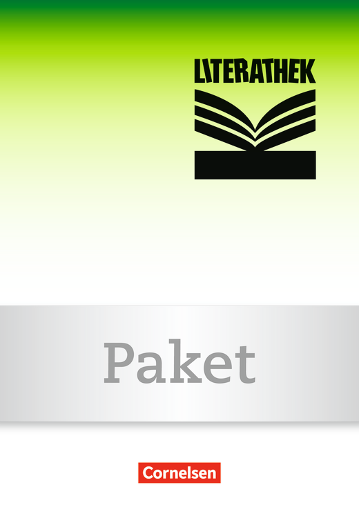 Cornelsen Literathek - Prüfpaket 2 - Lektürepaket