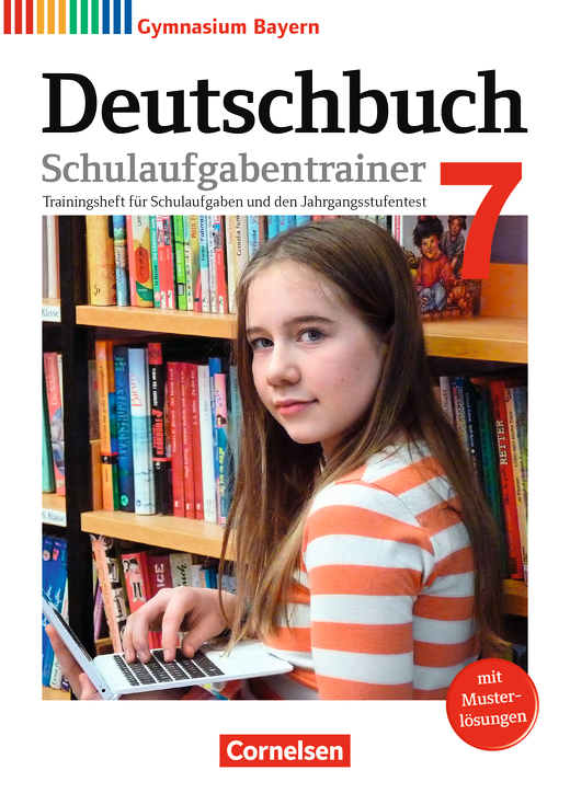 Deutschbuch Gymnasium - Schulaufgabentrainer mit Lösungen - 7. Jahrgangsstufe