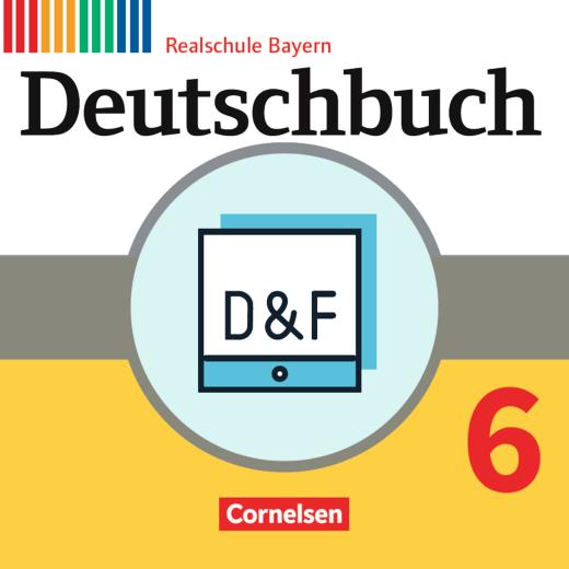 Deutschbuch - Diagnose und Fördern online - 6. Jahrgangsstufe