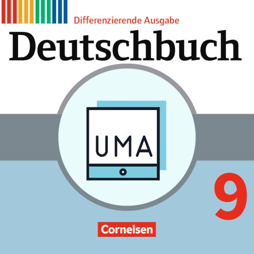 Deutschbuch - Unterrichtsmanager - Vollversion - online und als Download - 9. Schuljahr