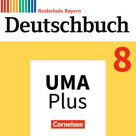 Deutschbuch - Unterrichtsmanager Plus online - 8. Jahrgangsstufe