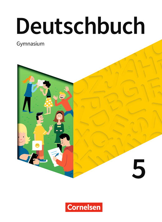 Deutschbuch Gymnasium - Schülerbuch - 5. Schuljahr