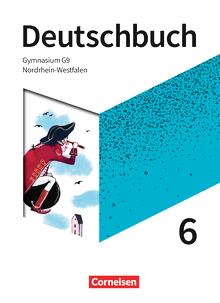 Deutschbuch Gymnasium - Schülerbuch - 6. Schuljahr