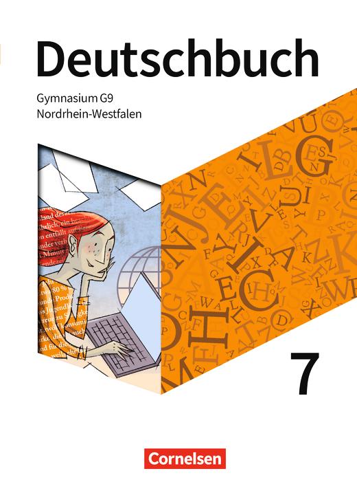 Deutschbuch Gymnasium - Schülerbuch - 7. Schuljahr