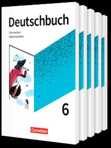 Deutschbuch Gymnasium - Niedersachsen - Neue Ausgabe