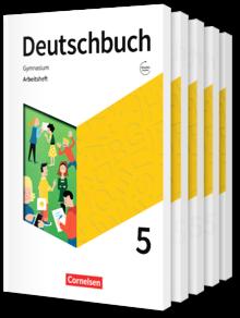 Deutschbuch Gymnasium - Nordrhein-Westfalen - Neue Ausgabe