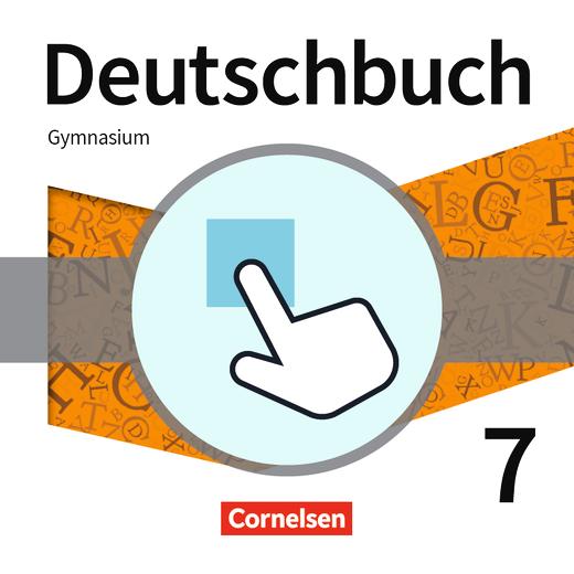 Deutschbuch Gymnasium - Interaktive Übungen als Ergänzung zum Arbeitsheft - 7. Schuljahr