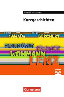 Cornelsen Literathek - Kurzgeschichten - Empfohlen für das 10.-13. Schuljahr - Textausgabe
