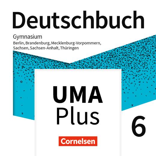 Deutschbuch Gymnasium - Unterrichtsmanager Plus online - 6. Schuljahr