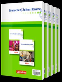 Menschen-Zeiten-Räume - Arbeitsbuch für Gesellschaftswissenschaften - Differenzierende Ausgabe Grundschule Berlin und Brandenburg