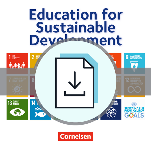 """Orientierungsrahmen der Kultusministerkonferenz - Curriculum Framework """"Education for Sustainable Development"""" (englische Fassung) - Download"""