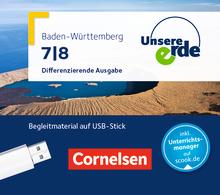 Unsere Erde - Begleitmaterial auf USB-Stick - 7./8. Schuljahr