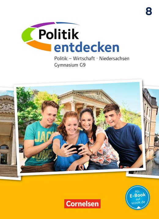 Politik entdecken - Schülerbuch - 8. Schuljahr
