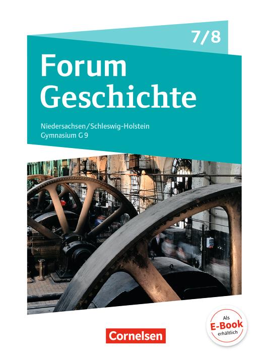 Forum Geschichte - Neue Ausgabe - Vom Dreißigjährigen Krieg bis zum Ersten Weltkrieg - Schülerbuch - 7./8. Schuljahr
