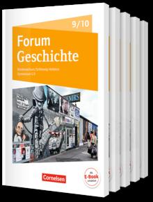 Forum Geschichte - Neue Ausgabe - Gymnasium Niedersachsen / Schleswig-Holstein