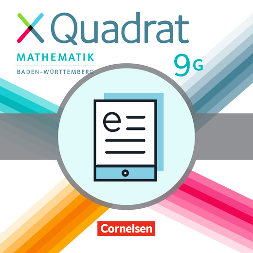 XQuadrat - Schülerbuch als E-Book - 9. Schuljahr