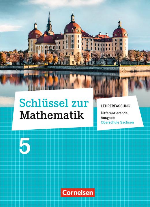Schlüssel zur Mathematik - Schülerbuch - Lehrerfassung - 5. Schuljahr