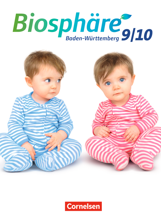 Biosphäre Sekundarstufe I - Schülerbuch - 9./10. Schuljahr