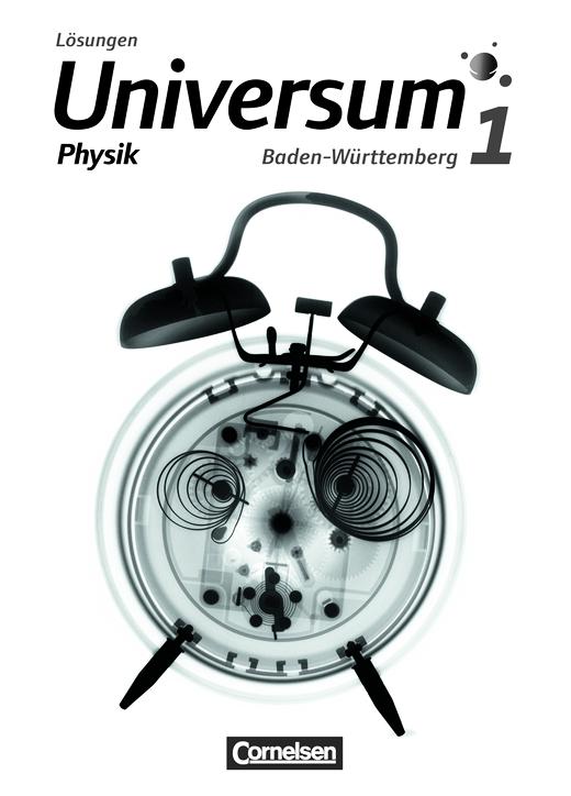 Universum Physik - Lösungen zum Schülerbuch - Band 1