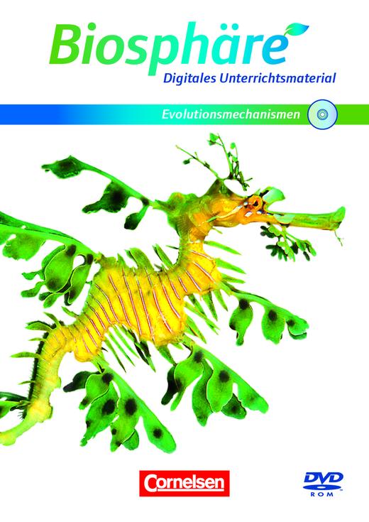 Biosphäre Sekundarstufe II - Evolutionsmechanismen - DVD-ROM - 11.-12. Schuljahr