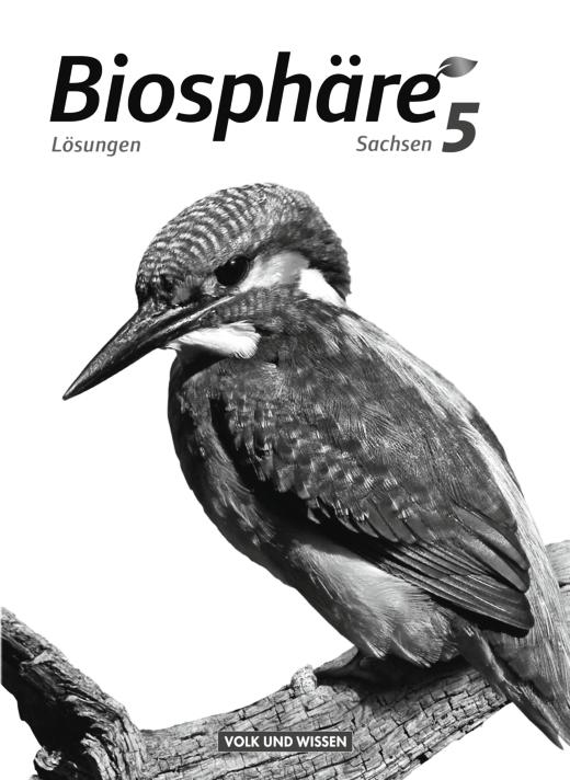 Biosphäre Sekundarstufe I - Lösungen zum Schülerbuch - 5. Schuljahr