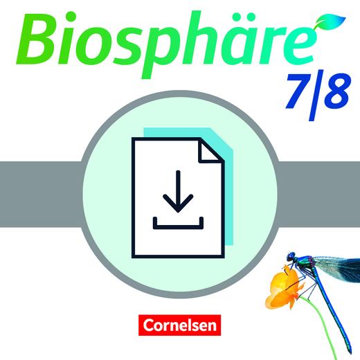 Biosphäre Sekundarstufe I - Editierbare Klassenarbeiten als Download - 7./8. Schuljahr